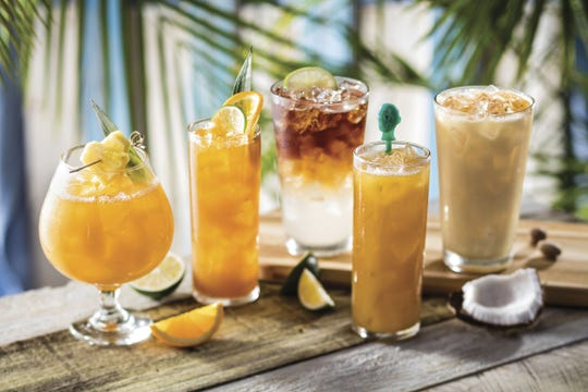 Bahama Breeze restaurants will be celebrating the kick-off of 2019 island-style by offering a special on Legendary Island Cocktails for $2.19.