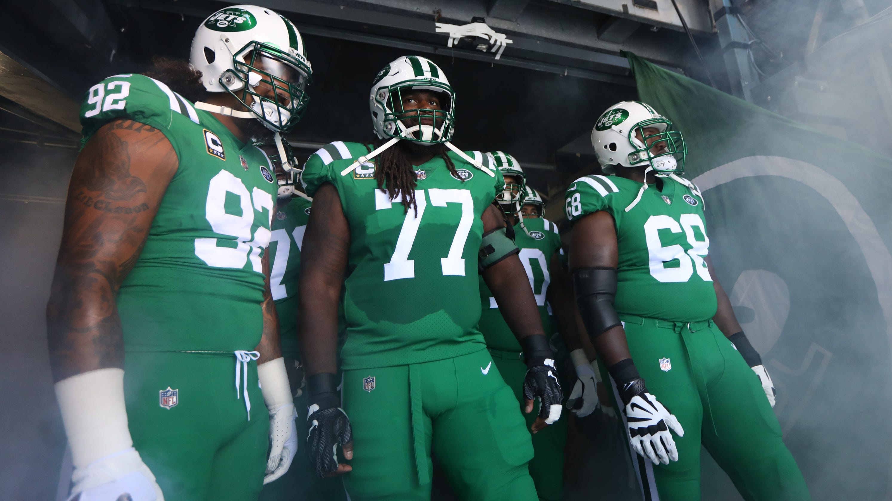 23cd9730879 NY Jets  Ten players who may not be returning to the team next season