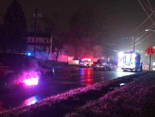 Pedestrian struck and killed in Elmwood Park