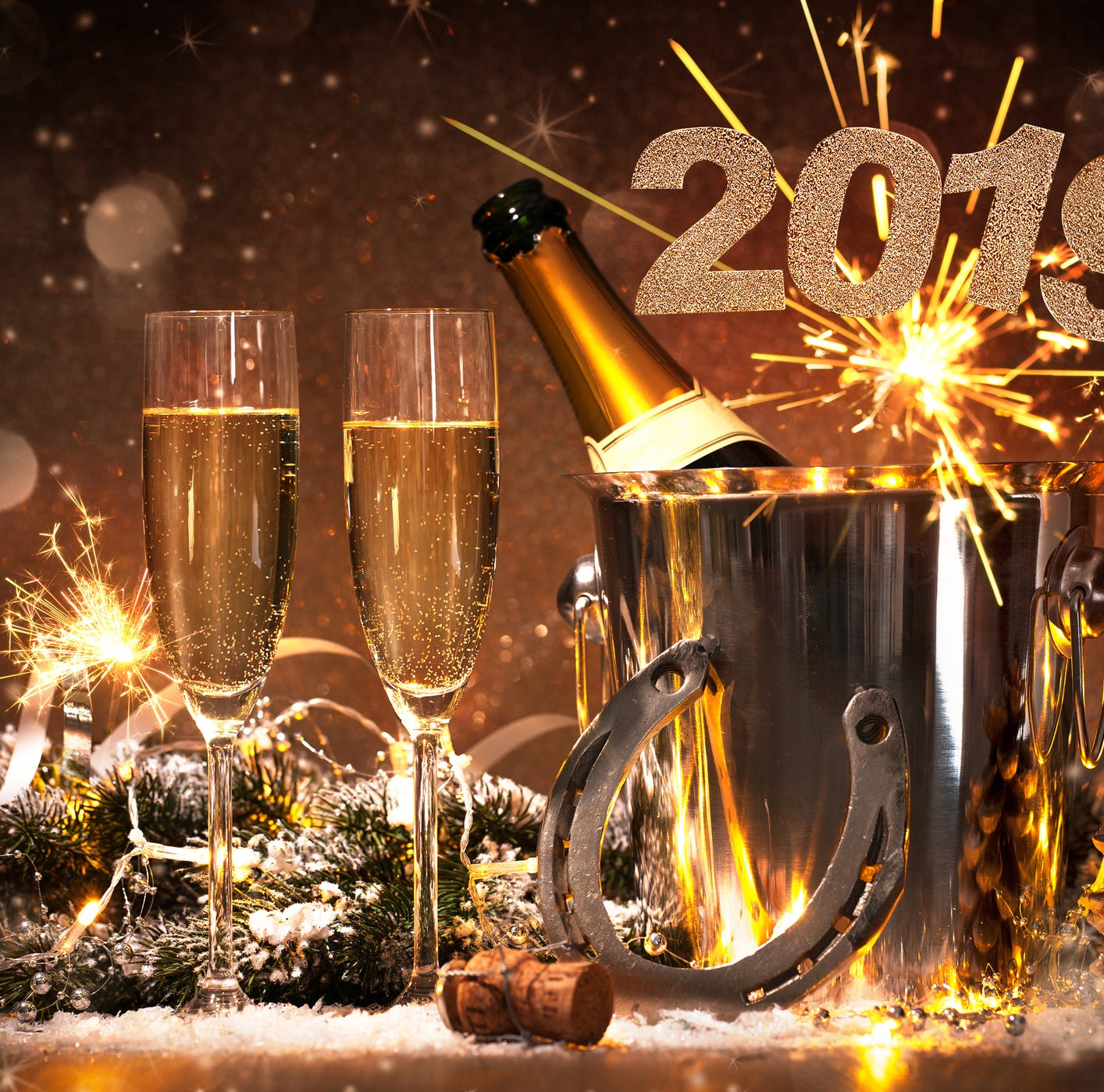Your guide to 2019 New Year's Eve parties in Lincoln and Otero counties
