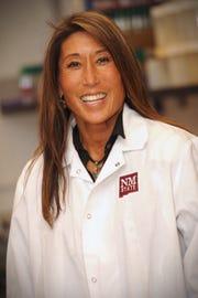 Regents Professor (biology) Michele Nishiguchi.