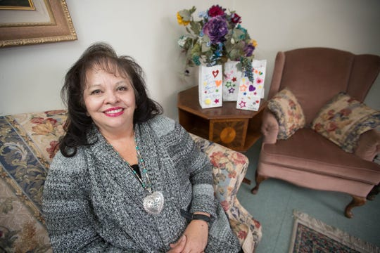 Yoli Diaz is the executive director of Cancer Aid Resource & Education Inc., also known as CARE Las Cruces.