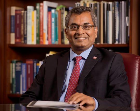 New dean of the NMSU College of Engineering Lakshmi N. Reddi
