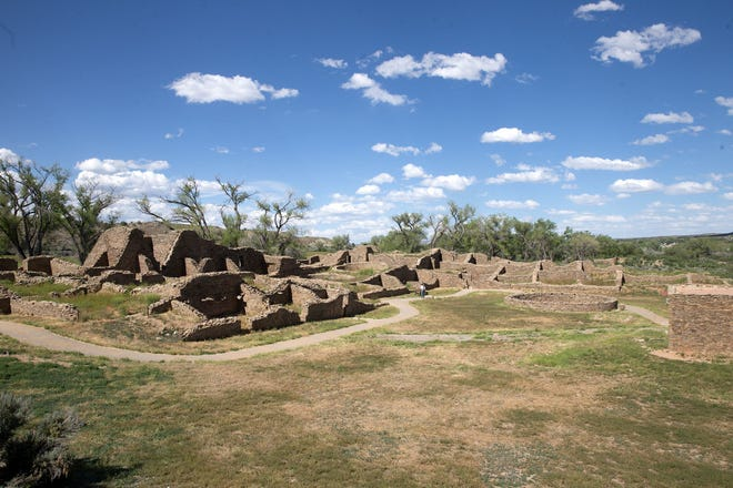 Aztec Ruins National Monument is among the national park locations facing closure if the federal government shuts down this weekend.