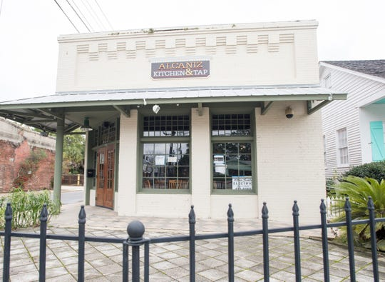 The new Alcaniz Kitchen & Tap in downtown Pensacola is expected to open shortly after the new year, if not before then.