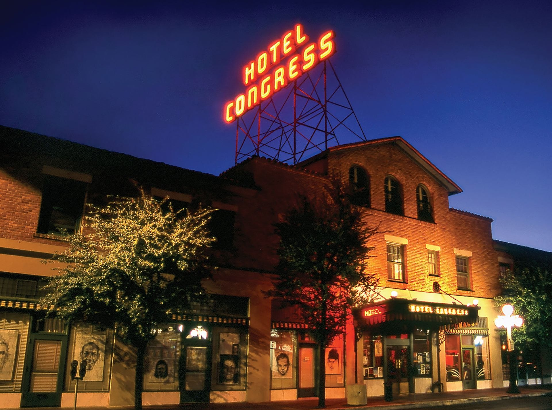 Tucson: Through the Decades at Hotel Congress |Party in the past and ring in the future at Hotel Congress. Dress in your fave New Year's Eve duds or celebrate the decade of your choice with your apparel. | Details: 8 p.m.-2 a.m. Monday, Dec. 31. Hotel Congress, 311 E. Congress St., Tucson. $35-$140. 520-622-8848, hotelcongress.com/nye.