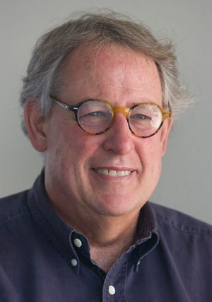 Former Arizona Republic employee Joel Nilsson, as he prepared to retire from the paper in 2008.