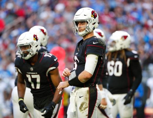 Detroit Lions Vs Arizona Cardinals