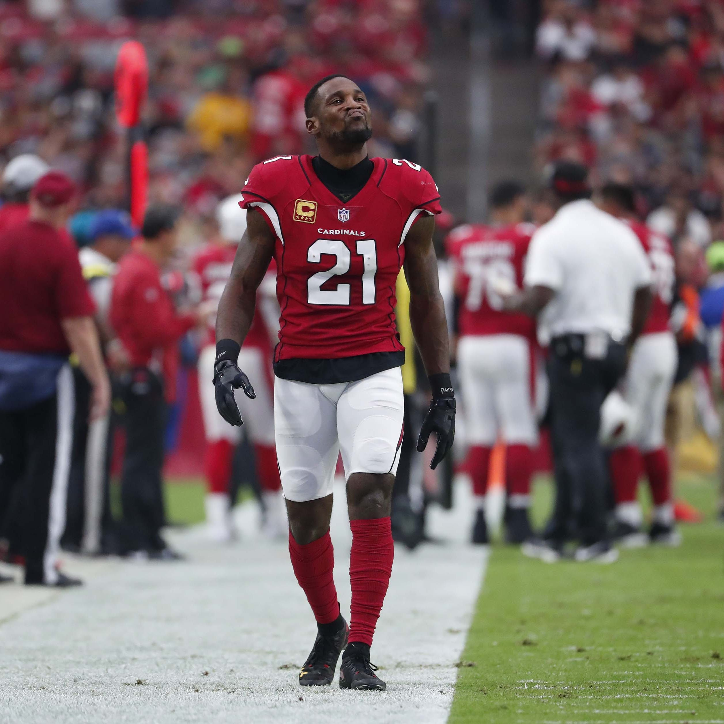 What's going on with Arizona Cardinals cornerback Patrick Peterson?