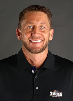 Former Phoenix Mercury assistant coach Todd Troxel.