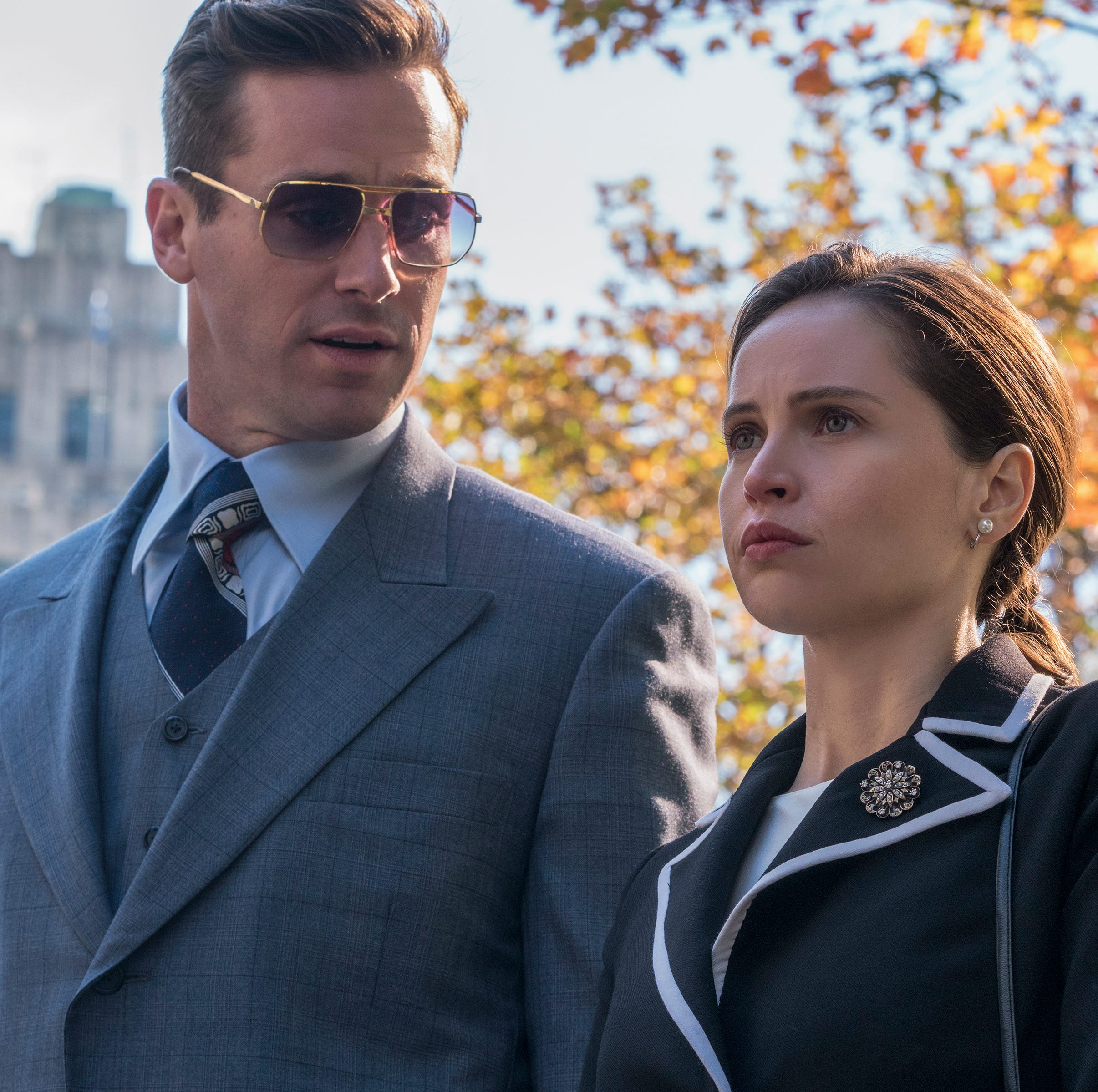 'On the Basis of Sex' review: Little more than inspirational cliches in Ginsburg biopic