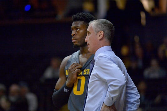 Ncaa Basketball Arizona State At Vanderbilt