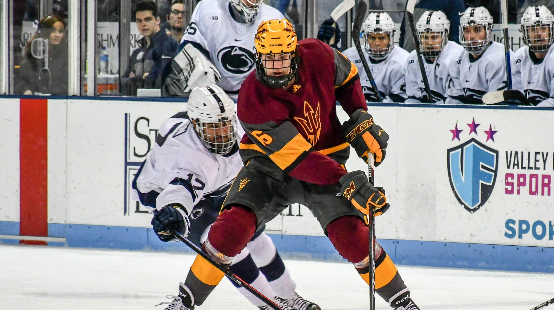 Austin Lemieux doesn t have to be Mario Lemieux for Arizona State hockey fc2b9ba65