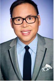 Comedian Nico Santos is known for his work on the TV show Superstore and the film Crazy Rich Asians.