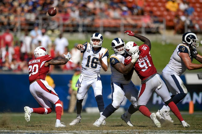 Can the Cardinals slow down Jared Goff and the Rams?