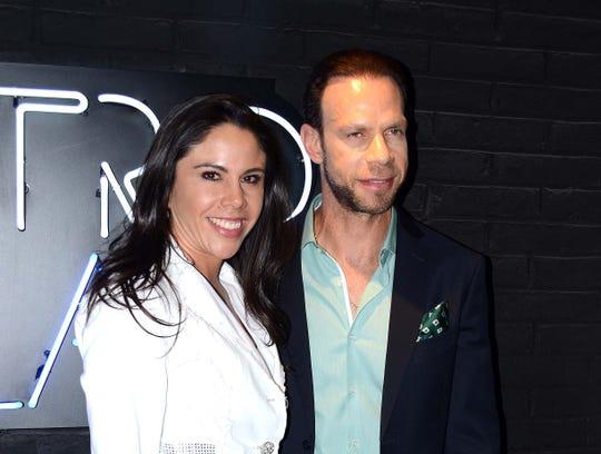 """Luis Roberto Alves """"Zague"""" y la periodista Paola Rojas, se divorciaron, luego de que él protagonizará un escándalo sexual."""