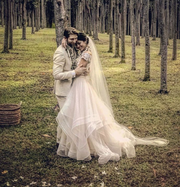 Stephanie Sigman contrajo matrimonio con el productor y director  Brian Andrew Mendoza.