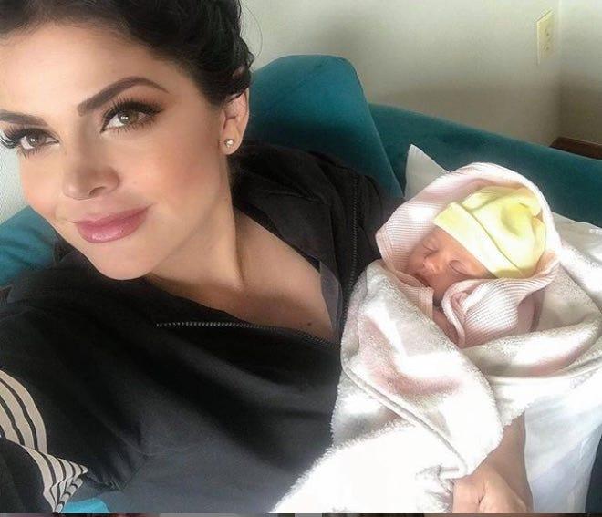 Marisol González es mamá de Luciana.