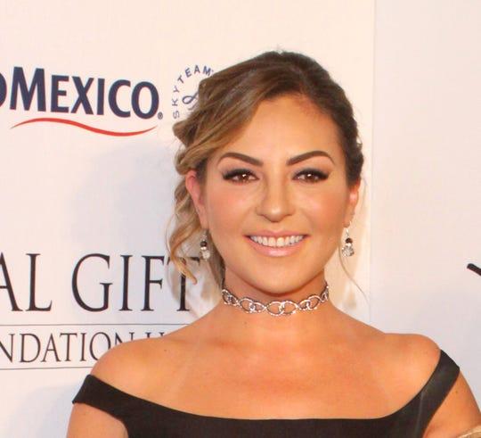 Mariana Ochoa (foto) se divorció de Patricio de la Peña.