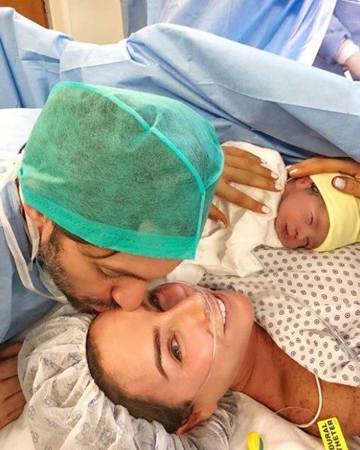 Inés Gómez Mont es mamá de María.