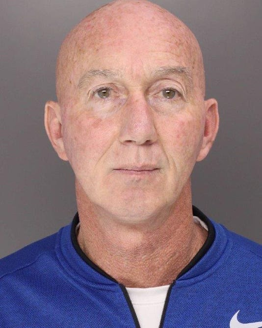 Southwestern Regional Police Officer Stu Harrison