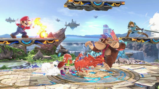 Characters from several Nintendo franchises battle it out in Super Smash Bros. Ultimate. The Baxter County Fair will hold its third annual Super Smash Bros. tournament tonight.