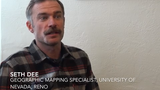 Researcher Seth Dee of University of Nevada explains how recently made LiDAR maps of Reno and Carson City will help Nevadans for years to come.