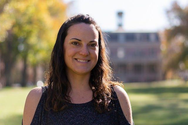 Samantha Romanick