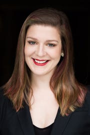 Mezzo-soprano Molly Mahoney is a guest artists at the North State Symphony's New Year's Eve concert.