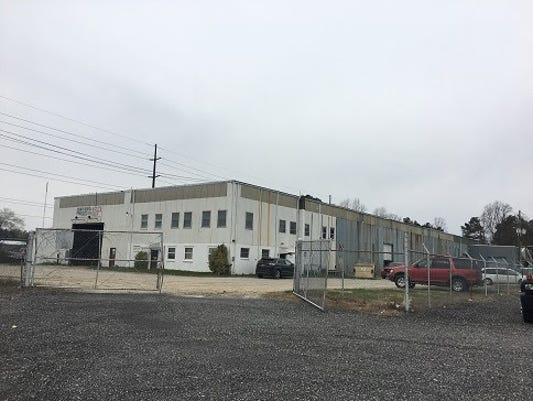 Lewis Steel Building