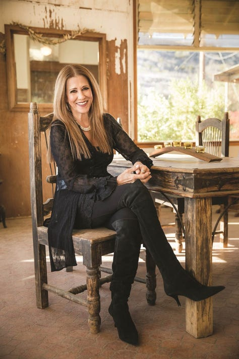 Rita Coolidge Art File