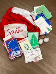 Leon County Schools donated over 500 handmade cards from students to encourage patients in the hospital.