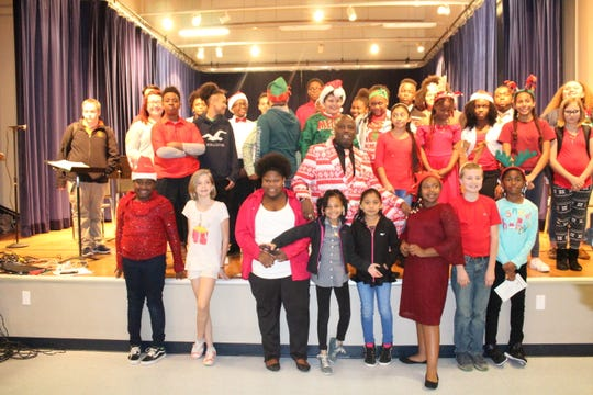 Under the leadership of Band Director Keith Morley, the Jefferson Somerset Band performed a spectacular Winter Concert Dec. 11.