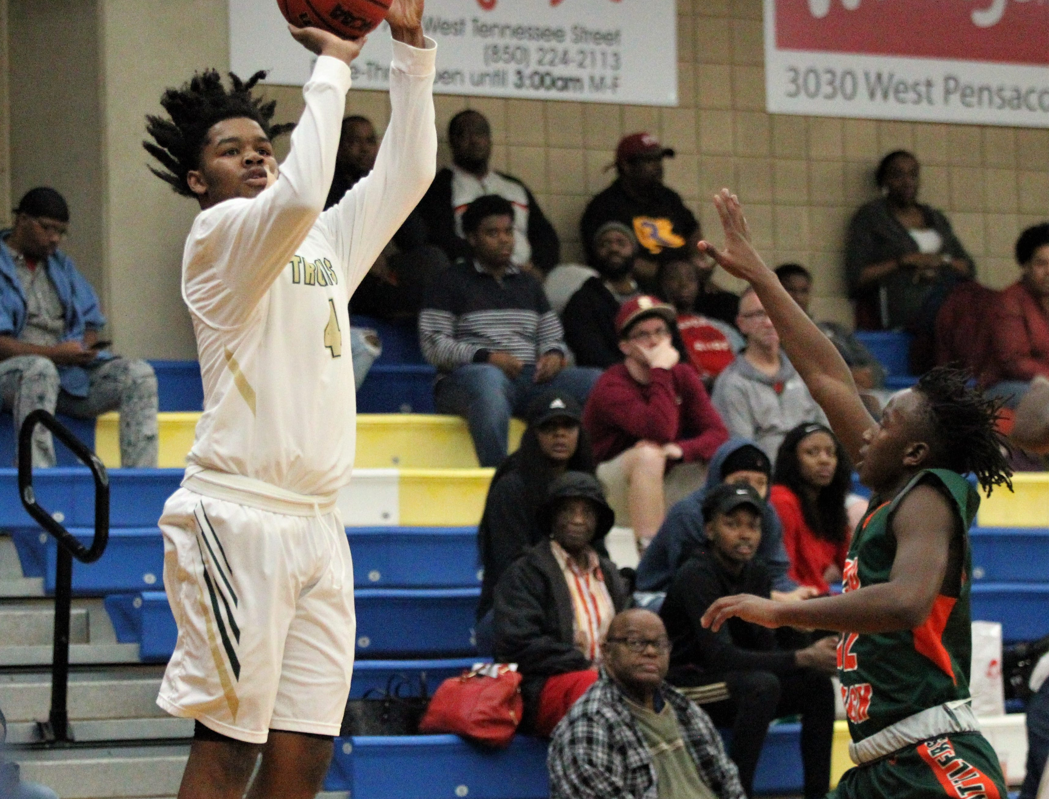 Lincoln and FAMU DRS play at the 2018 Capital City Holiday Classic at TCC.