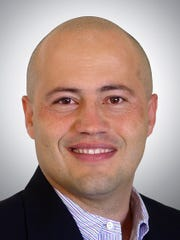 Sergio Cuartas, 2019 president of the El Paso Association of Builders.