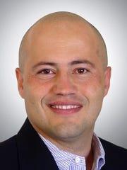 Sergio Cuartas, 2019president of the El Paso Association of Builders.