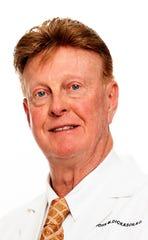 Dr. John Dickason, El Paso orthopedic surgeon.