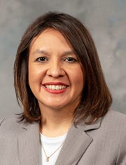 Christina Gonzalez, administrative officer at the Dallas Fed's El Paso Branch.