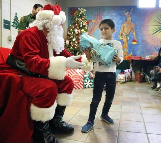 13 Bp Santa