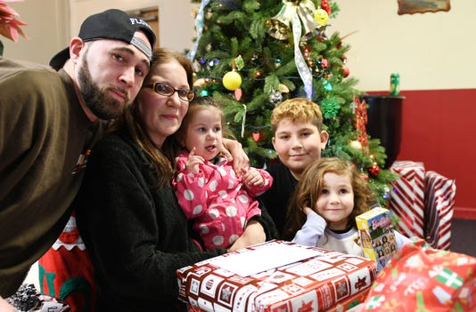 Adopt A Family Salvation Army