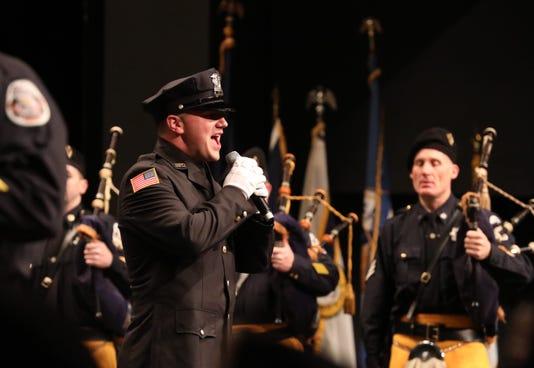 Police Academy Graduation 2018