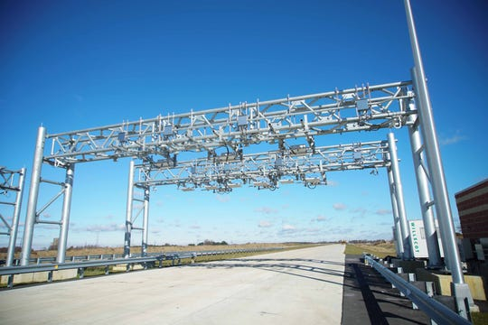 Electronic tolling will be in place on the new U.S. 301, expected to open Jan. 1.