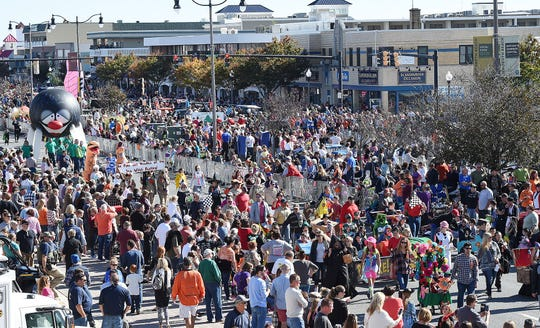 The annual Sea Witch Halloween & Fiddlers' Festival in Rehoboth Beach turns 30 in 2019.