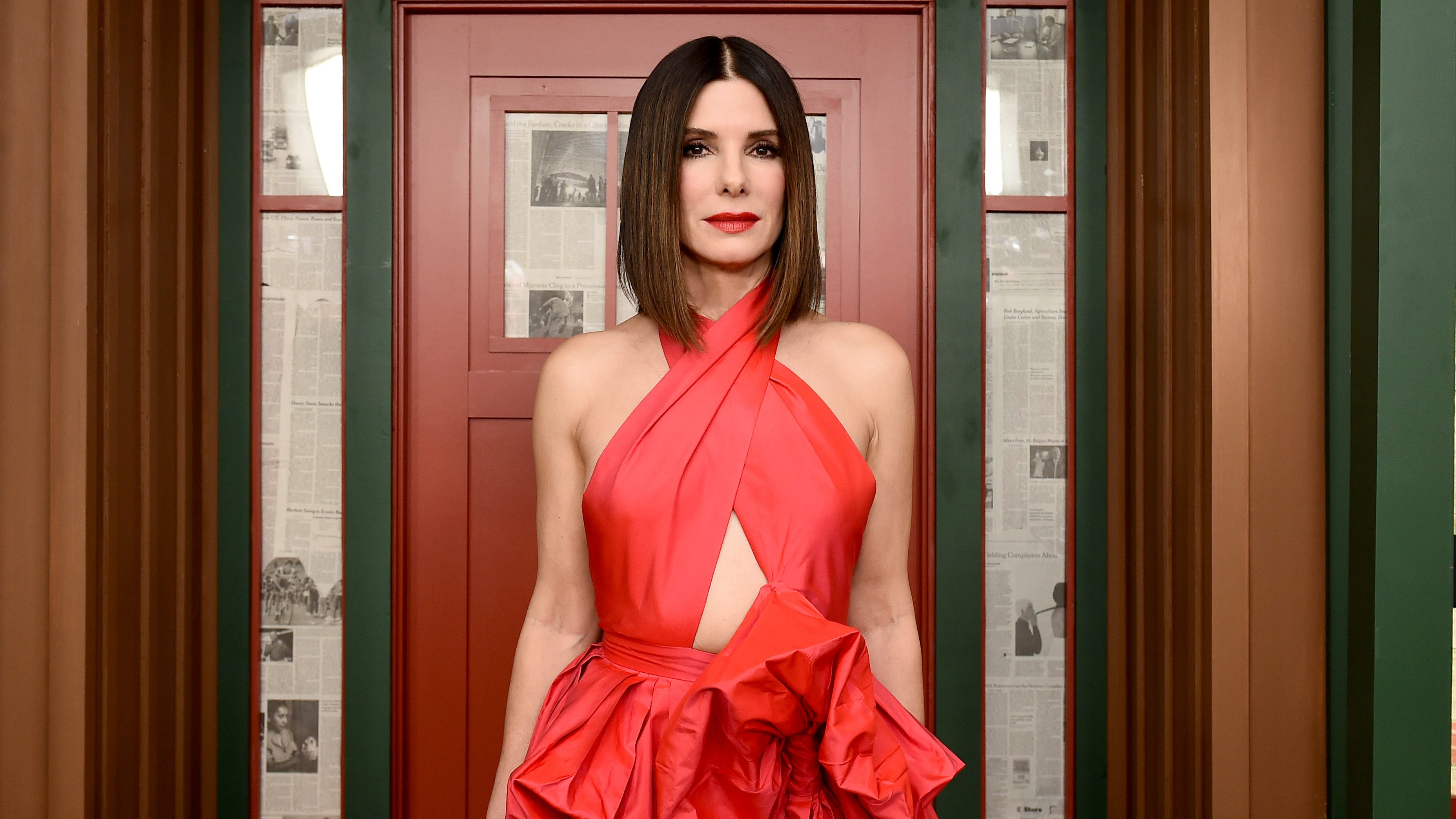 'It's easy to go there as a mom': Sandra Bullock on her role as a fearful mom in 'Bird Box'