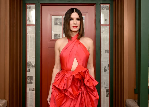 "Sandra Bullock explains how her role on ""Bird Box"" was the same experience as being a mother every day."
