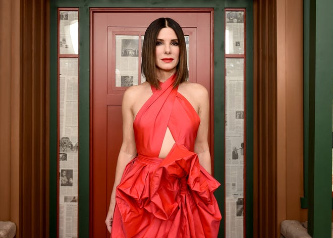 """Sandra Bullock explains how her role on """"Bird Box"""" was the same experience as being a mother every day."""
