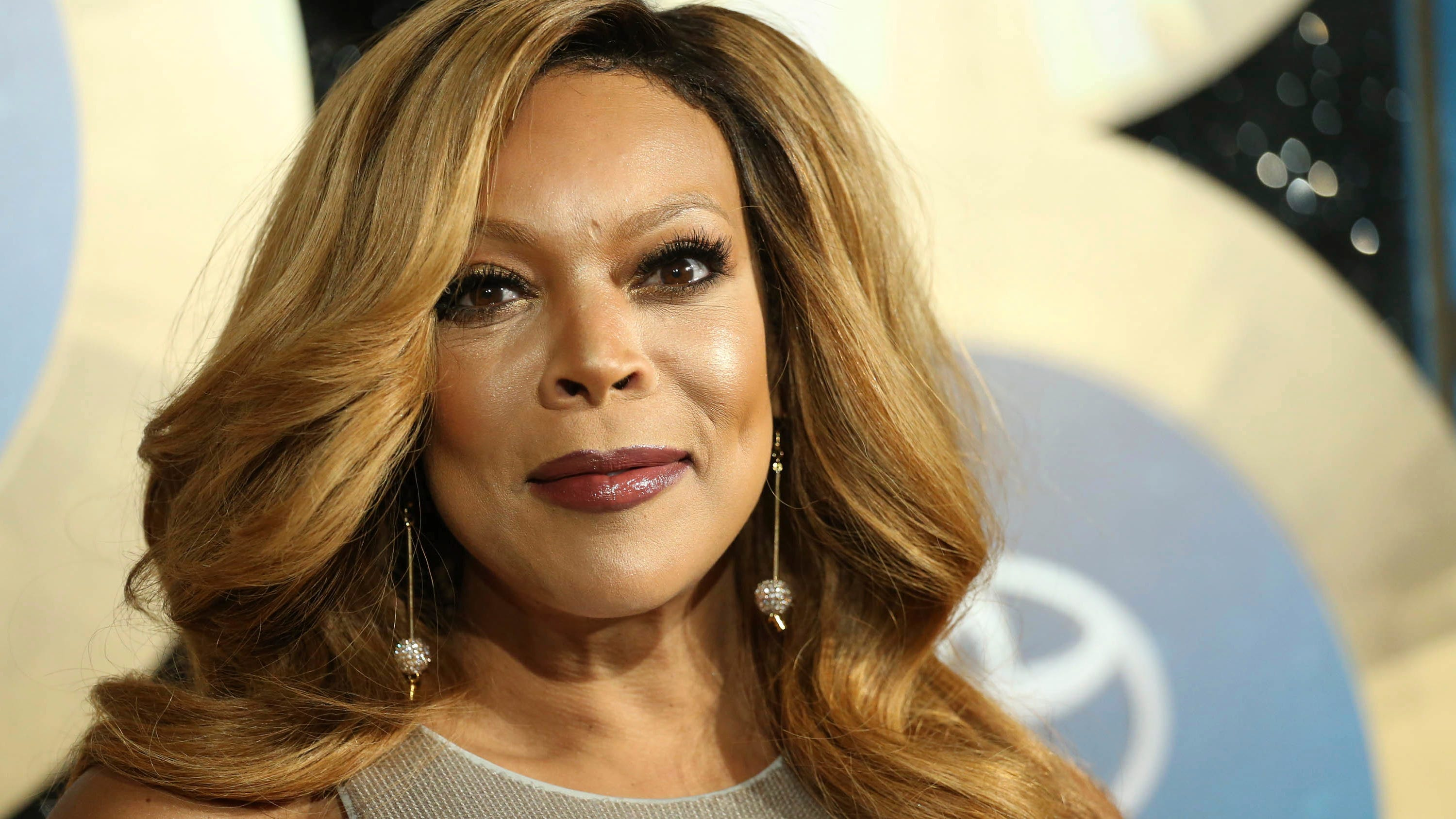 Wendy Williams arrives during the 2014 Soul Train Awards in Las Vegas.