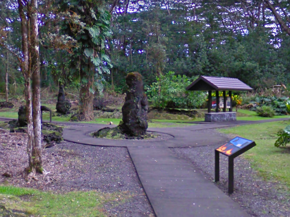 Hawaii: Just off of Highway 132 in Pahoa is the Lava Tree State Monument, where adventurers can spend time amid the artful remains of the lava-affected forest.