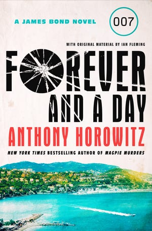"""""""Forever and a Day"""" by Anthony Horowitz"""