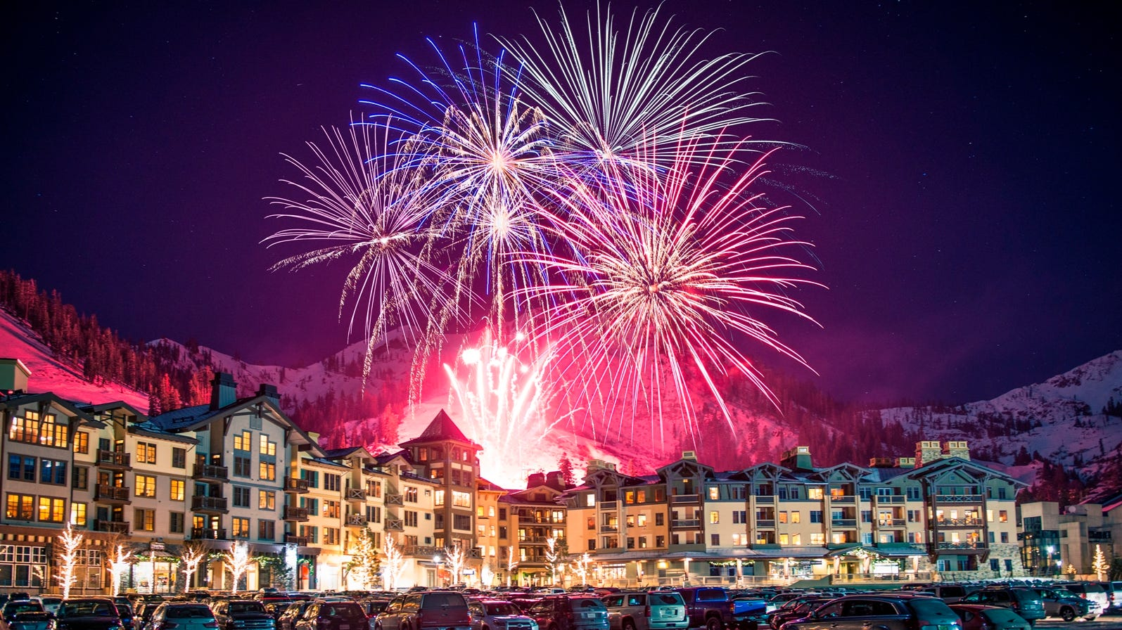 New Year S Eve Fireworks Best U S Cities For Pyrotechnic